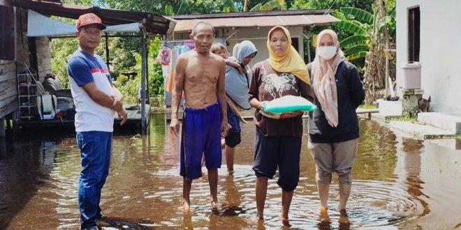 Legislator Peduli Warga Terdampak Banjir