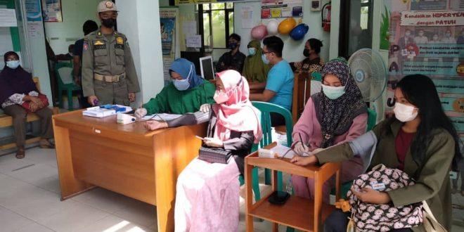 Pol PP Dampingan Nakes, Suksesi Program Vaksin